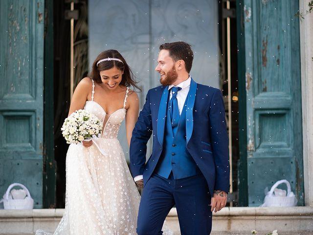 Il matrimonio di Alessia e Davide a Roma, Roma 32