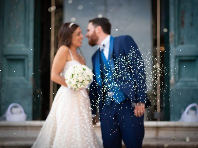 Il matrimonio di Alessia e Davide a Roma, Roma 33