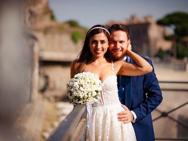 Il matrimonio di Alessia e Davide a Roma, Roma 36