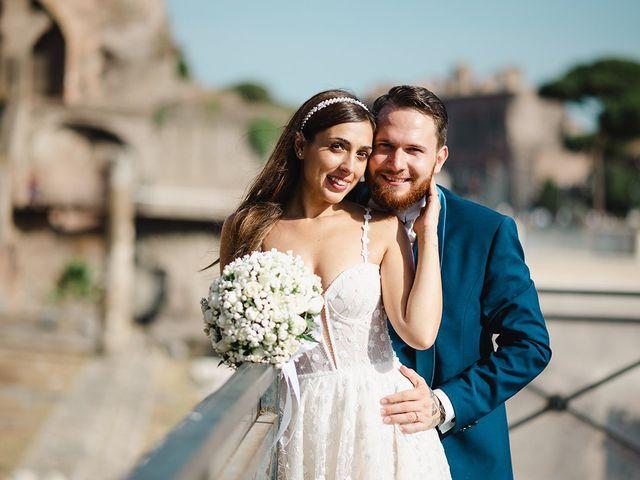Le nozze di Davide e Alessia