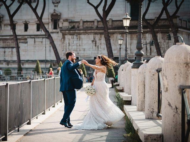 Il matrimonio di Alessia e Davide a Roma, Roma 38