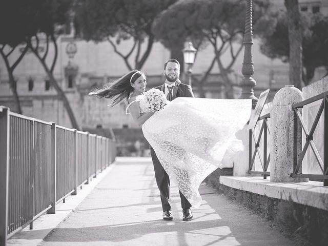 Il matrimonio di Alessia e Davide a Roma, Roma 39
