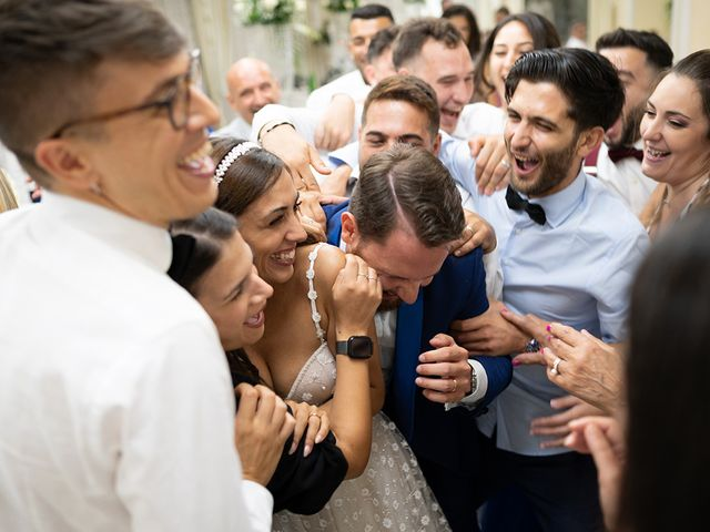 Il matrimonio di Alessia e Davide a Roma, Roma 50