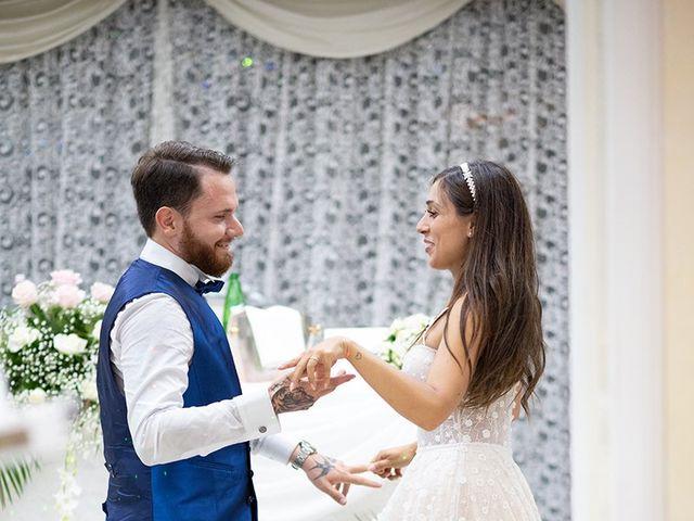 Il matrimonio di Alessia e Davide a Roma, Roma 52