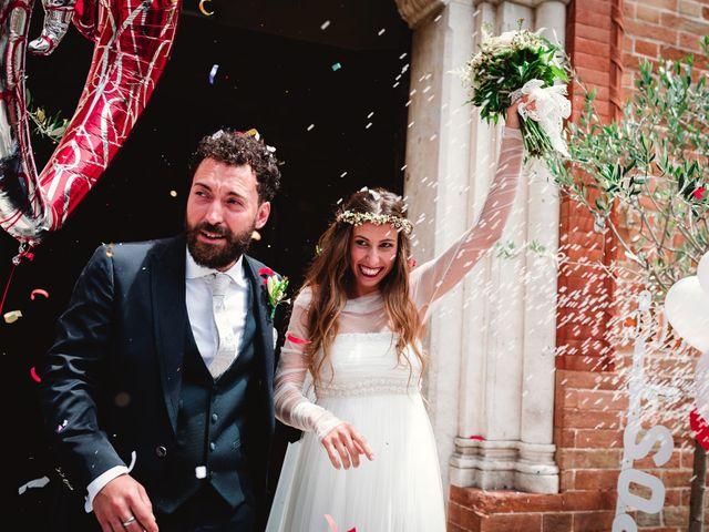 le nozze di Rachele e Giordano