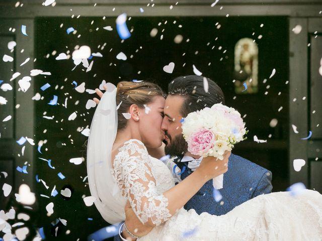 Le nozze di Arianna e Michael
