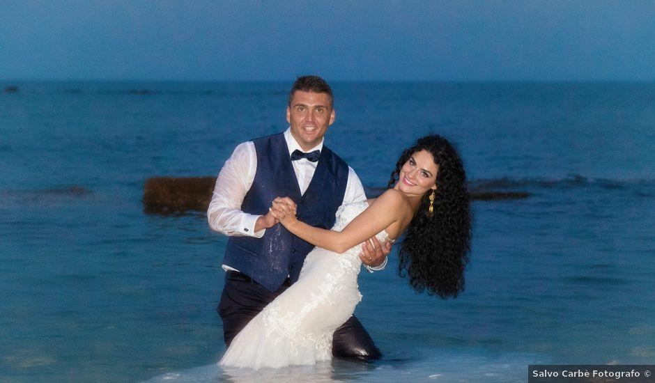 Il matrimonio di Sebastiano e Martina a Siracusa, Siracusa