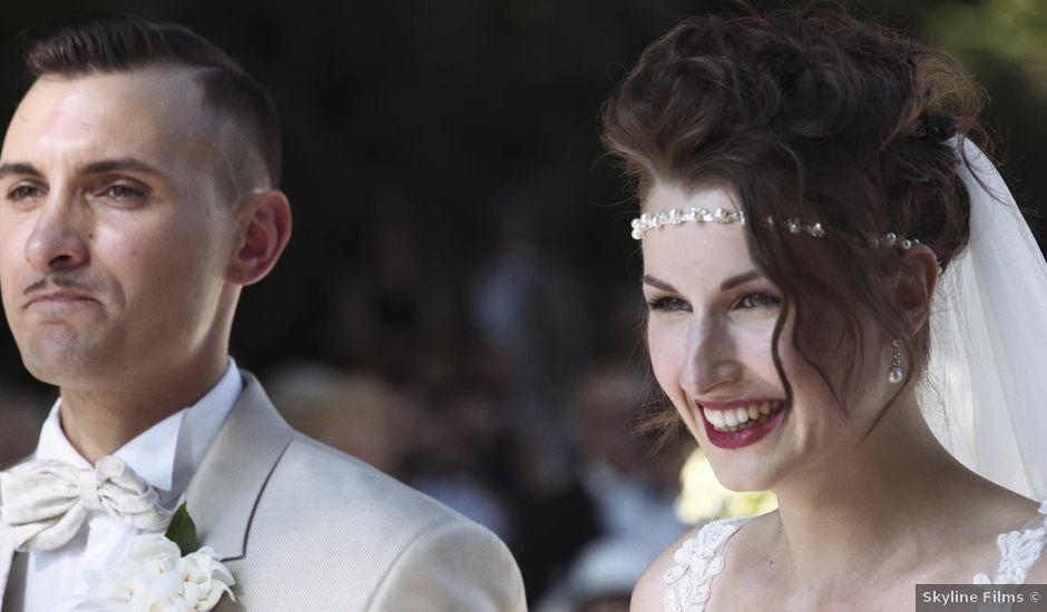 Il matrimonio di Marco e Morgana a Mazzano, Brescia