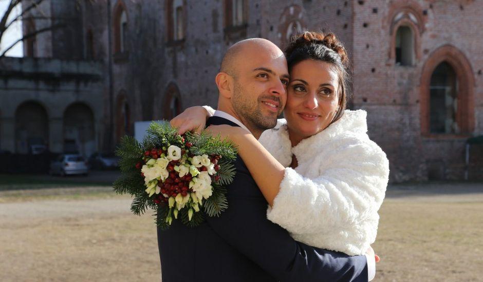 Il matrimonio di Alessandro e Federica a Vigevano, Pavia