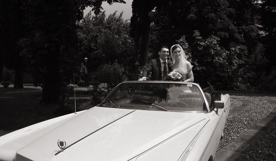Il matrimonio di Erika e Lorenzo a Meda, Monza e Brianza