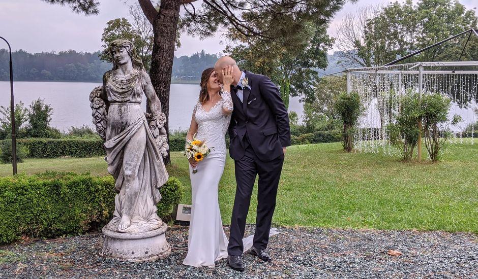 Il matrimonio di Roberto  e Elena  a Inverigo, Como