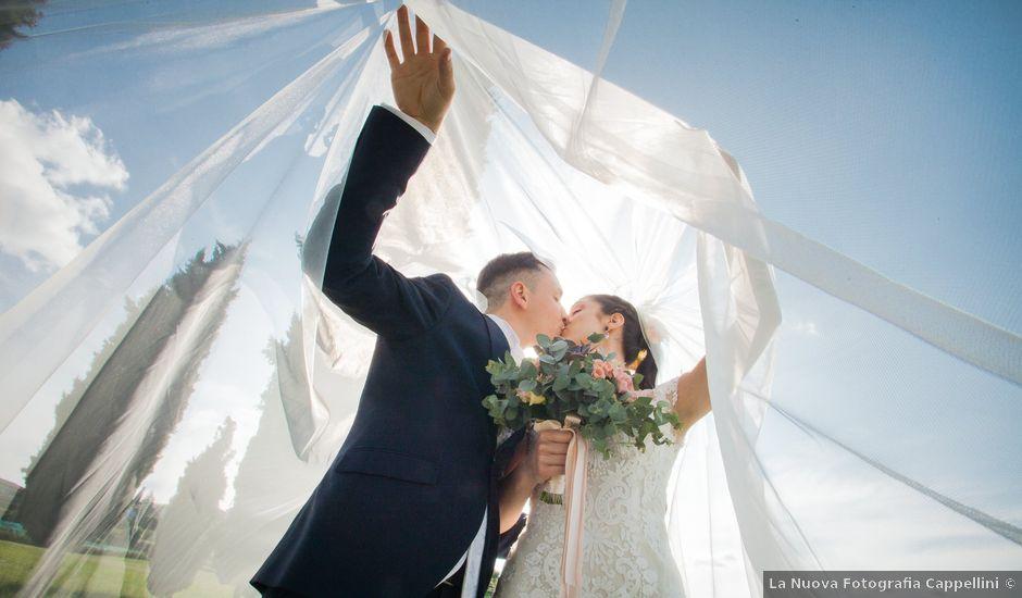 Il matrimonio di Luca e Marta a Inverigo, Como