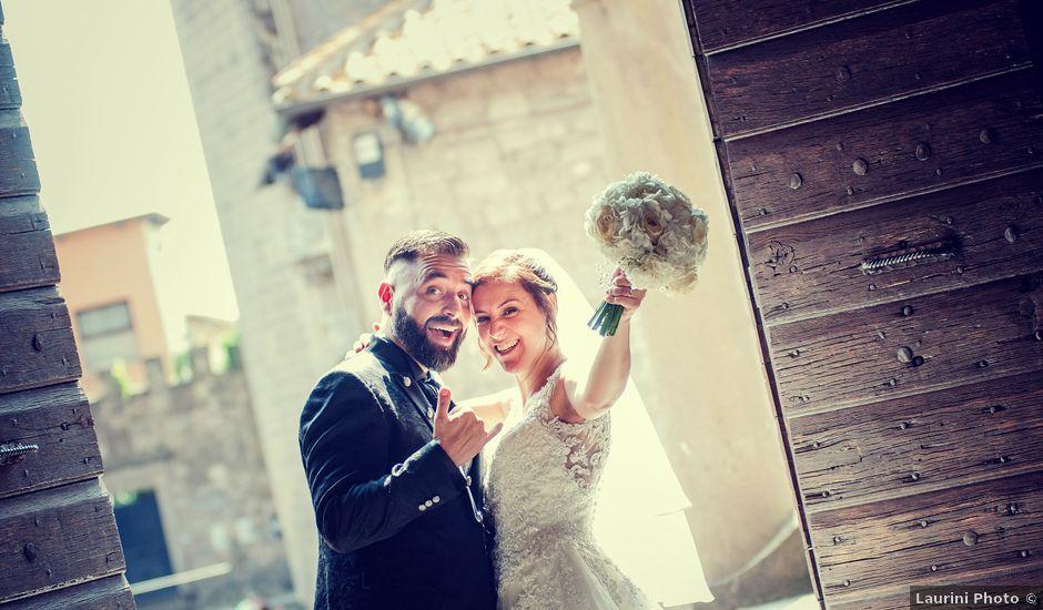 Il matrimonio di Daniele e Eleonora a Viterbo, Viterbo