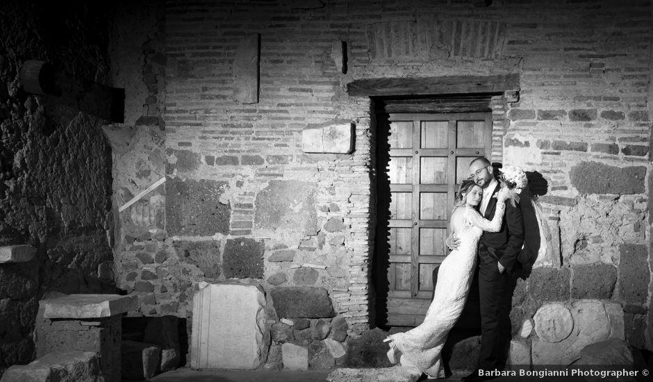 Il matrimonio di Olivia e Alessandro a Bracciano, Roma