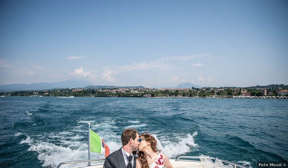 Il matrimonio di Luisella e Claudio a Lazise, Verona
