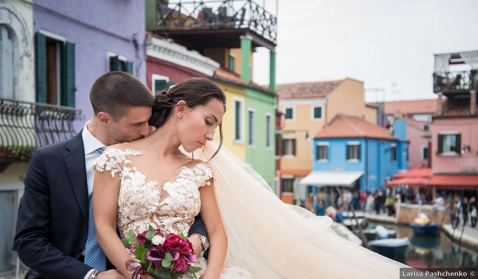 Il matrimonio di Filippo e Ksenia a Lido di Venezia, Venezia
