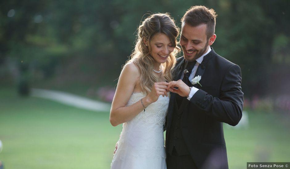 Il matrimonio di Roberta e Gianni a Arpino, Frosinone