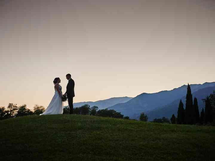 le nozze di Sara e Manuel