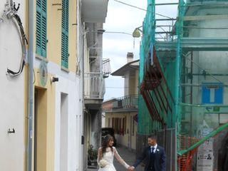 Le nozze di Paolo e Melania 1