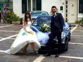 Le nozze di Paolo e Melania