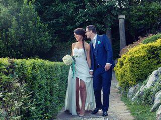 Le nozze di Alain e Marica