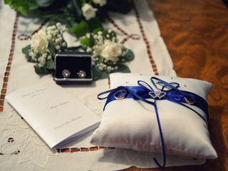 Le nozze di Justyna e Luca 1