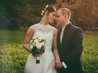 Le nozze di Justyna e Luca