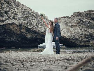 Le nozze di Oksana e Vincenzo
