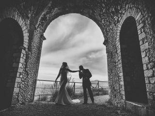 Le nozze di Rita e Elio