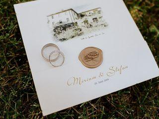 Le nozze di Miriam e Stefan 1