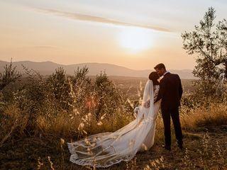 Le nozze di Miriam e Stefan