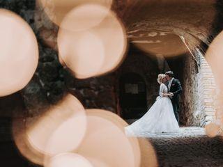 Le nozze di Martina e Simon 1