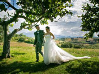 Le nozze di Paola Serena e Maurizio