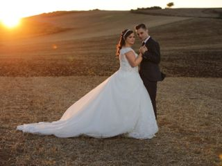 Le nozze di Vittoria e Gianluca