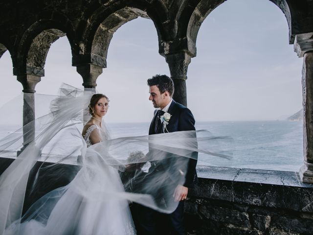 le nozze di Maria Elena e Mattia