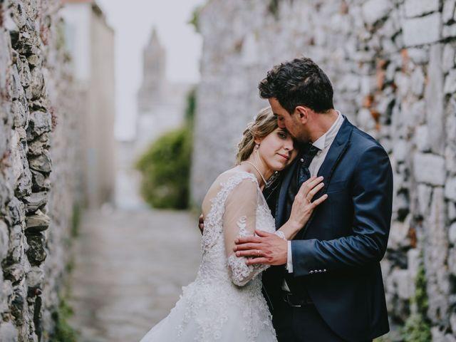 Il matrimonio di Mattia e Maria Elena a Portovenere, La Spezia 1