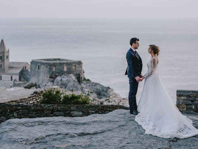 Il matrimonio di Mattia e Maria Elena a Portovenere, La Spezia 2