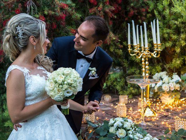 le nozze di Martina e Riccardo