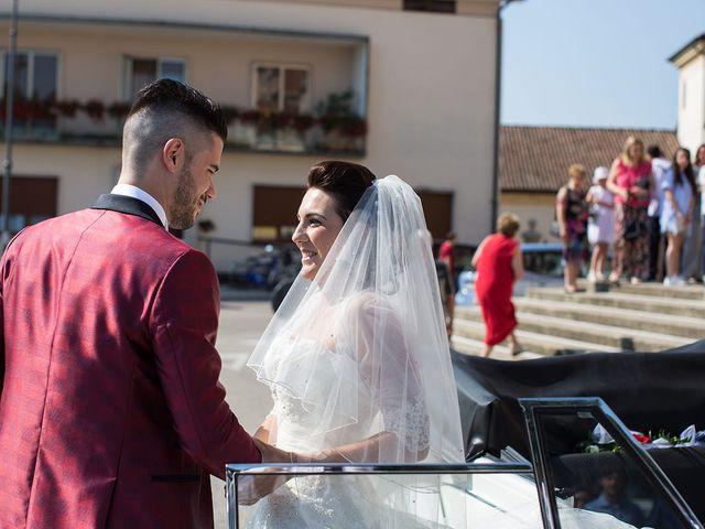 Il matrimonio di Alex e Eleonora a Dueville, Vicenza 13