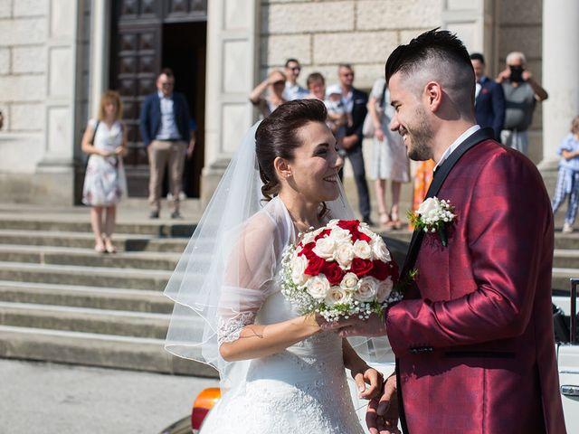 Il matrimonio di Alex e Eleonora a Dueville, Vicenza 14