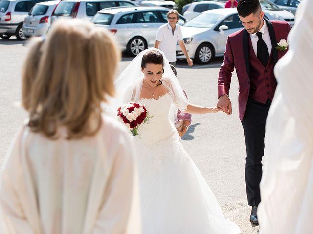 Il matrimonio di Alex e Eleonora a Dueville, Vicenza 15