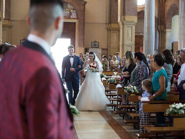 Il matrimonio di Alex e Eleonora a Dueville, Vicenza 18