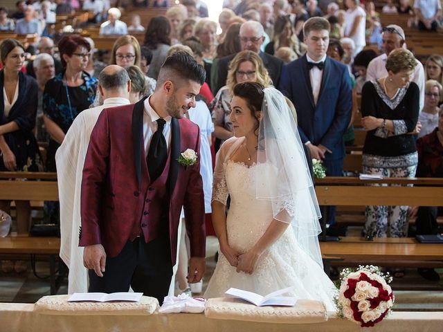 Il matrimonio di Alex e Eleonora a Dueville, Vicenza 26