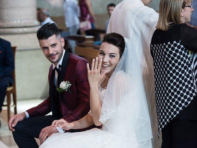 Il matrimonio di Alex e Eleonora a Dueville, Vicenza 27