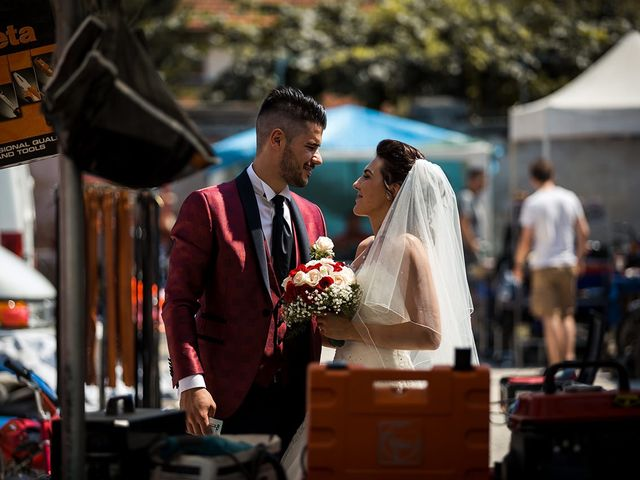 Il matrimonio di Alex e Eleonora a Dueville, Vicenza 30