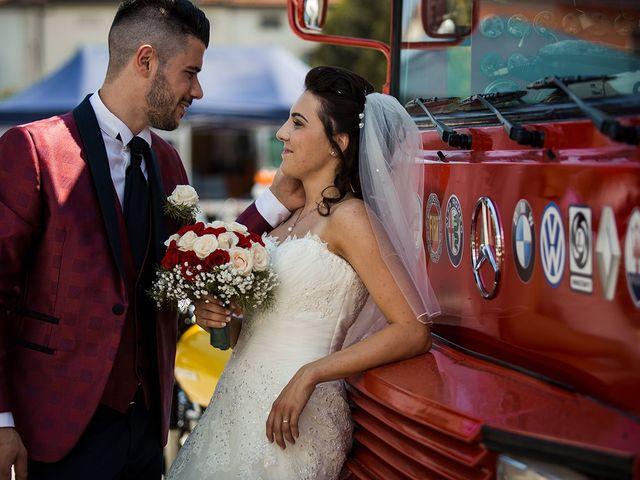 Il matrimonio di Alex e Eleonora a Dueville, Vicenza 31