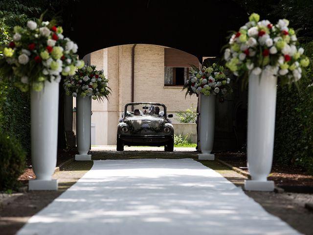 Il matrimonio di Alex e Eleonora a Dueville, Vicenza 34