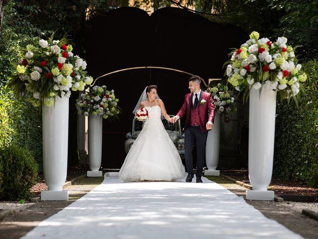 Il matrimonio di Alex e Eleonora a Dueville, Vicenza 35
