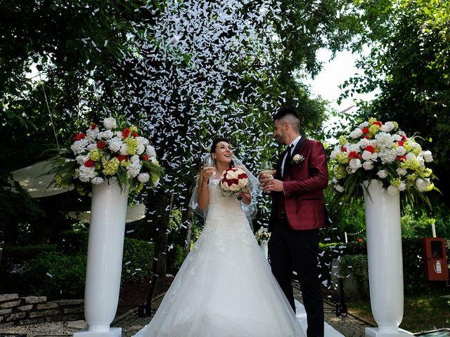 Il matrimonio di Alex e Eleonora a Dueville, Vicenza 36
