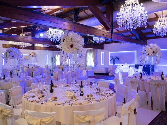 Il matrimonio di Alex e Eleonora a Dueville, Vicenza 38